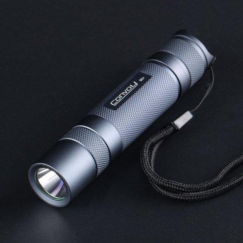 Convoy S2+ SST40 - 1800 Lumen Taschenlampe für 14,53€ inkl. Versand