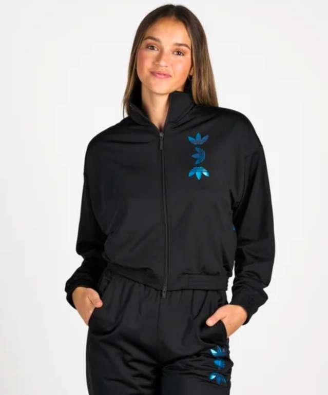 Adidas Lrg Logo - Damen Track Tops für 29,99€ inkl. Versand (statt 42€)