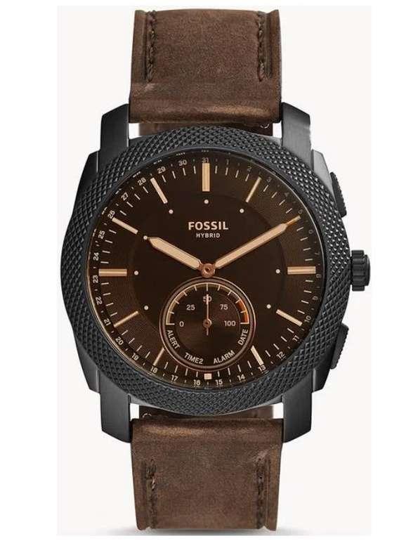 Fossil FTW1163 – Q Machine Herren-Smartwatch für 118,30€ inkl. Versand (statt 147€)