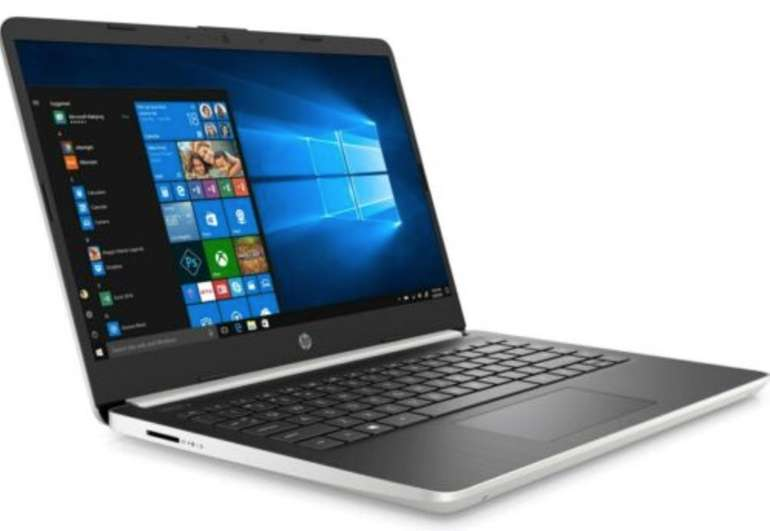 "HP 14s-dq1420ng - 14"" Full-HD Notebook (i3-1005G1, 8GB RAM, 256GB SSD, Windows 10) für 399€"