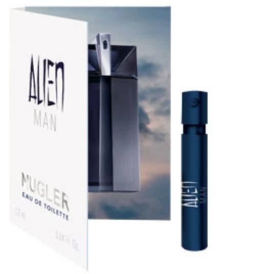 Kostenlose Duftprobe des Alien Man Parfüm (von Thierry Mugler)