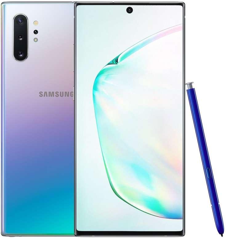 Samsung Galaxy Note 10+ mit 256GB Speicher für 816,05€ inkl. VSK