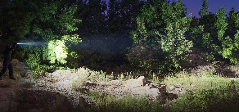 Olight M2R Pro Taschenlampe