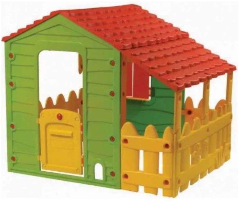 Lookids Farmhaus mit Gartenzaun für 78,99€ inkl. Versand (statt 130€)