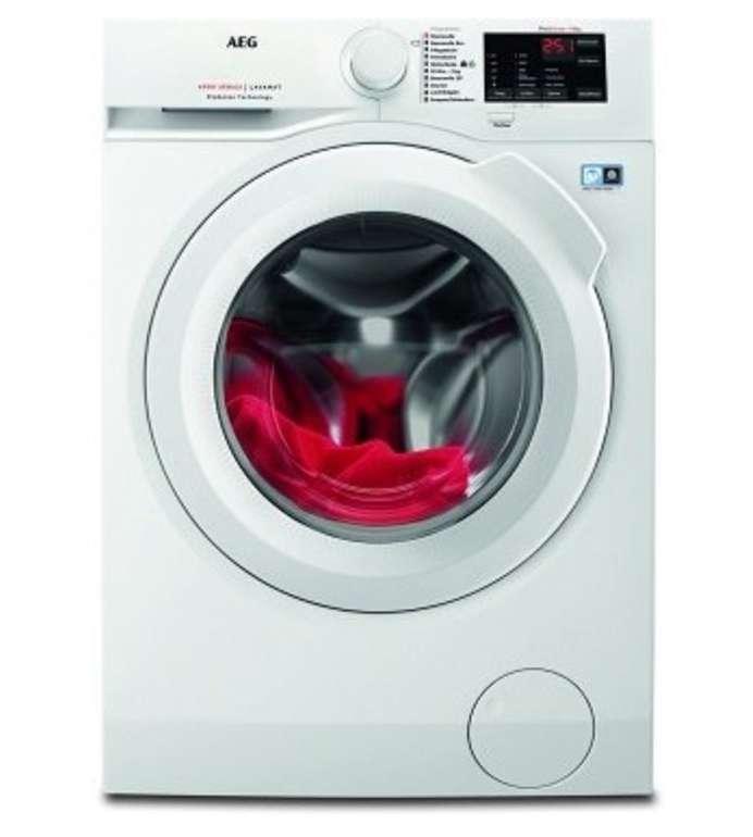 AEG L6FB54480 - 8kg Waschmaschine für 389€ inkl. Versand (statt 435€)