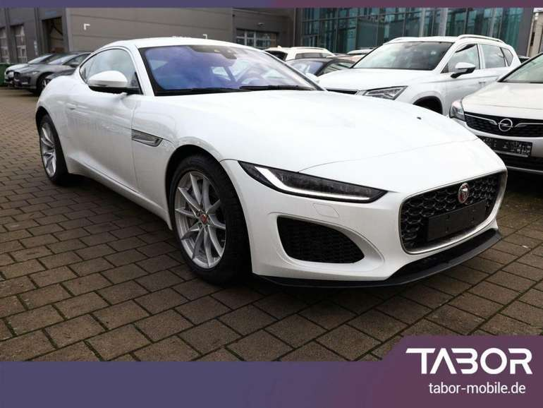 Jaguar F-Type Coupe mit 300 PS für 335,29€ mtl. Netto im Privat- & Gewerbeleasing