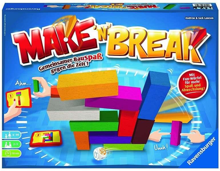 Ravensburger Make 'n' Break (267507) für 9,11€ inkl. Versand (statt 22€)