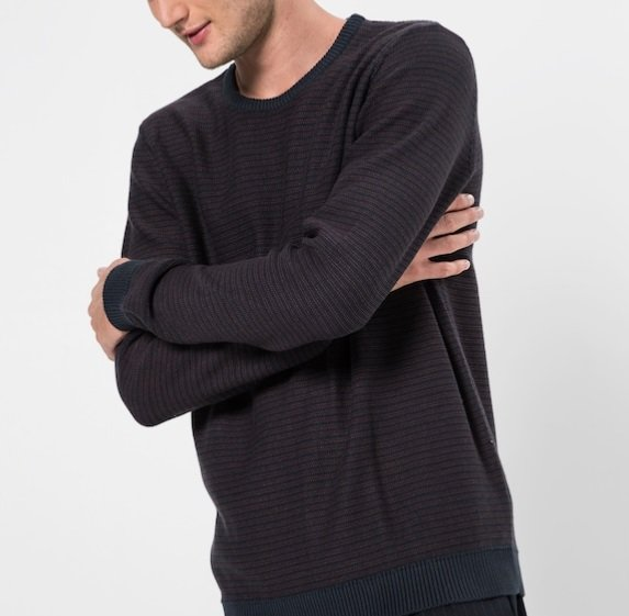 About You: -15% extra Rabatt auf Strick & Pullover, z.B. Selected Home für 14€
