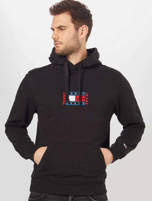 Tommy Jeans Sweatshirt mit Logo Print für 42,90€inkl. Versand (statt 49€)