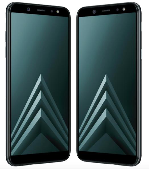 "Samsung Galaxy A6 – 5,6"" Android 8 Dual-SIM Smartphone für 179€ (statt 201€)"