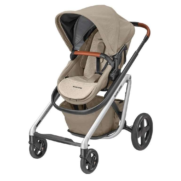 Maxi-Cosi Kinderwagen Lila in Nomad Sand für 429€ inkl. Versand (statt 539€)