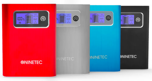 Ninetec NT568 Powerbank mit 13.000mAh für 11,99€ inkl. Versand