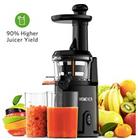 Homever Slow Juicer - Obst und Gemüse Entsafter für 58,79€ (statt 98€)