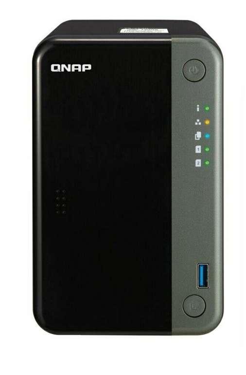 "QNAP T""S-253D-4G"" 2 Bay Desktop NAS Gehäuse für 354,99€ inkl. Versand (statt 421€)"