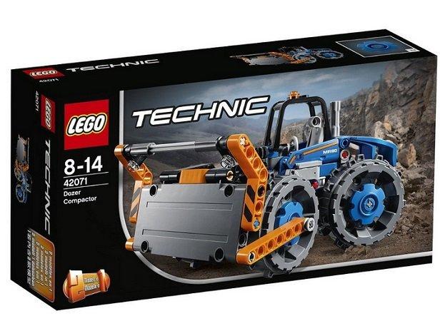 Lego Technic 42071 - Raddozer Set für geübte Baumeister für 9,99€ (statt 14€)