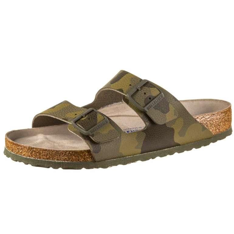 Birkenstock Arizona Herren Sandalen im Camo-Look für 51,96€ (statt 72€) - Abholung