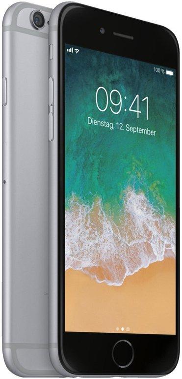 Apple iPhone 6 mit 32GB in Spacegrau für 279,90€ inkl. Versand