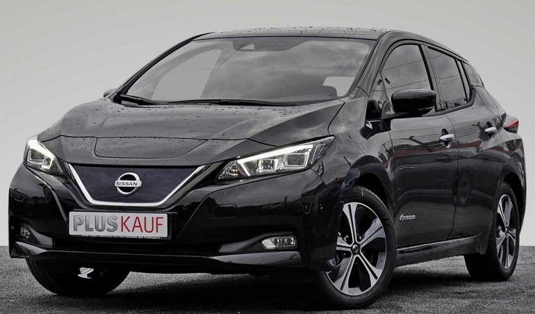Nissan Leaf ZE1 Leasing