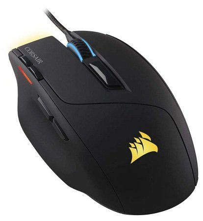 Corsair Sabre RGB Gaming Maus für 31,98€ inkl. VSK (statt 46€) - neuwertig!