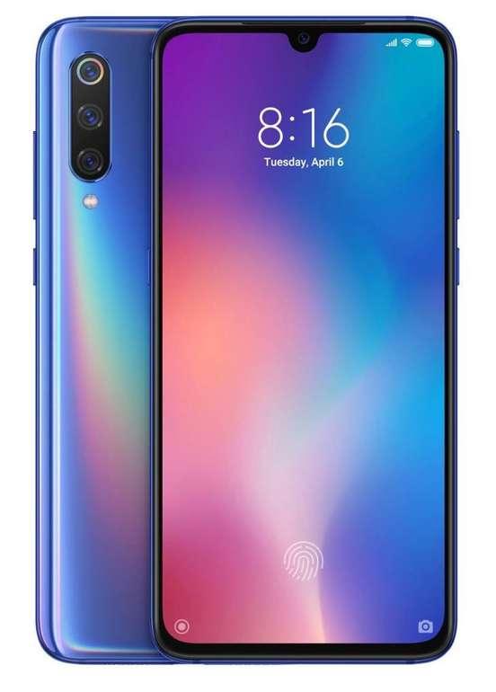 "Xiaomi Mi 9 - 6,39"" Smartphone (64GB Speicher, 6GB RAM, NFC) für 323,10€ inkl. Versand (statt 359€)"