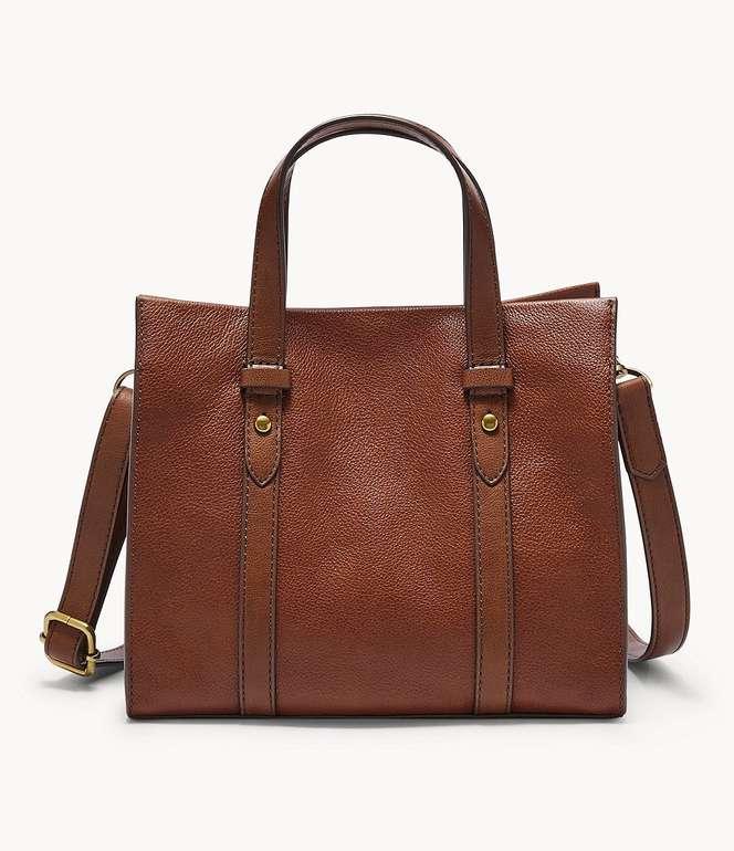 Fossil Satchel Kingston Handtasche in versch. Farben für 92,40€ inkl. Versand (statt 132€)