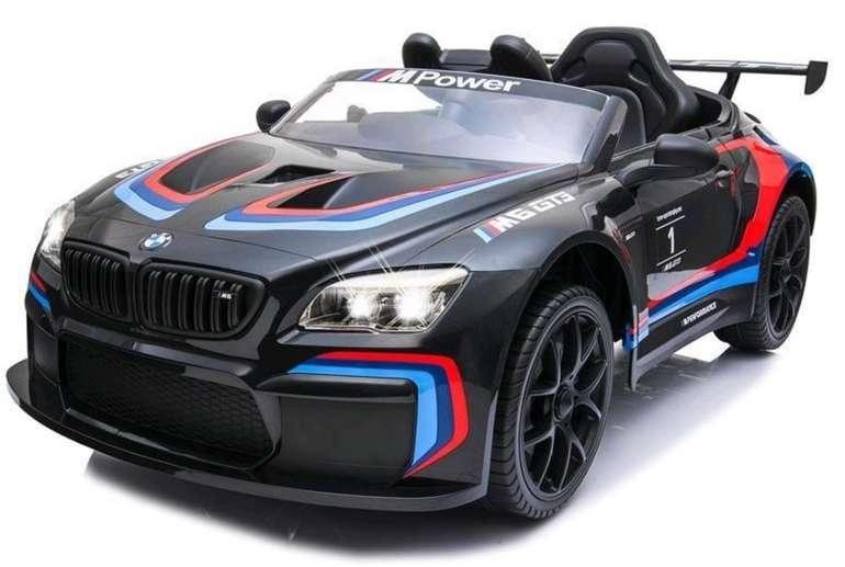 Jamara Kids Ride-on BMW M6 GT3 Kinder-Elektroauto für 253,38€ inkl. Versand (statt 289€)