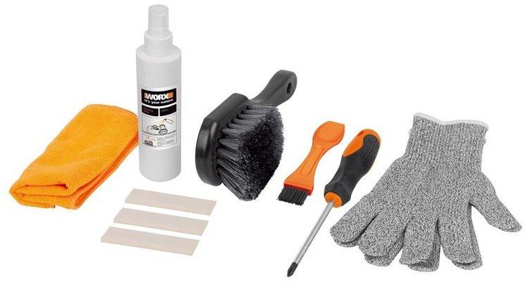 WORX WA0462 Reinigungsset für nur 9€ inkl. VSK (statt 30€)