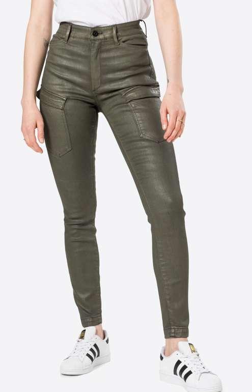 G-Star Raw Damen Jeans in khaki für 43,60€ inkl. Versand (statt 70€)