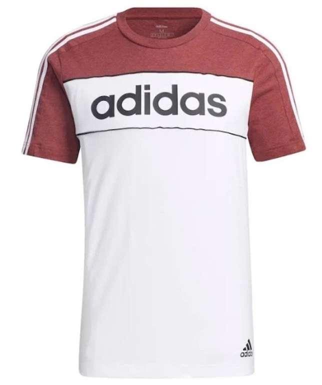 Adidas Essentials Legacy Tape T-Shirt (versch. Farben) für je 21,51€ inkl. Versand (statt 24€)