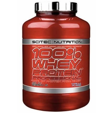 3er Pack Scitec Nutrition 100 Whey Protein Professional (je 2350g) für 77,55€