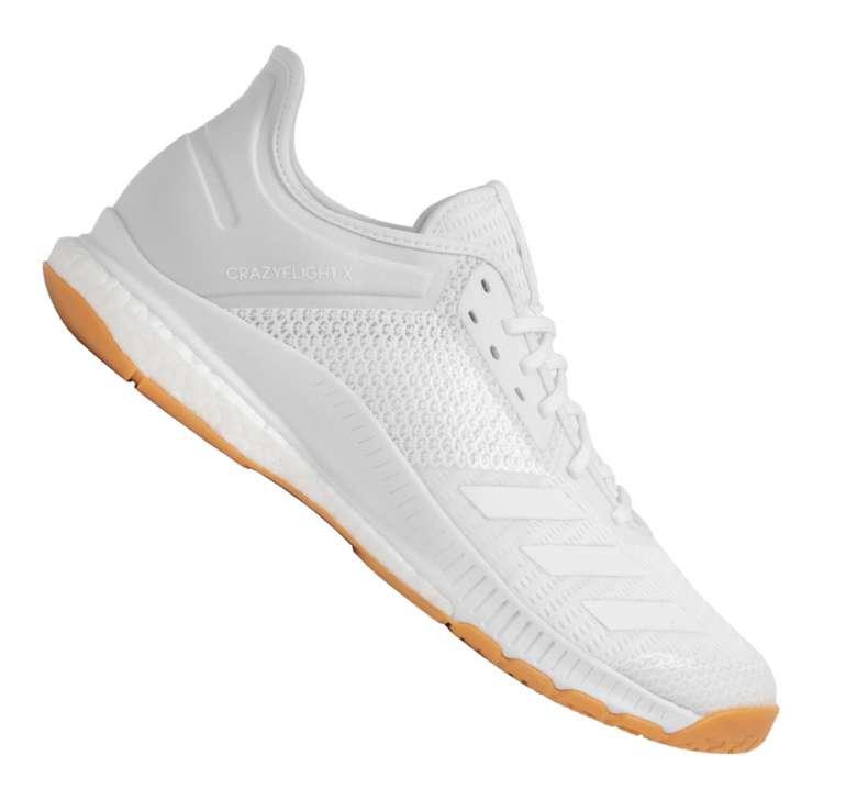 adidas Crazyflight X 3 Boost Volleyball Schuhe für 48,49€ inkl. Versand (statt 66€)