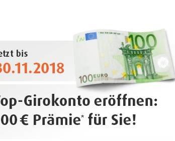 Kostenloses norisbank Girokonto ohne Mindesteingang + gebührenfreie KK + 100€
