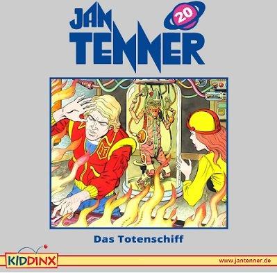Jan Tenner – Das Totenschiff (Folge 20) als Hörspiel kostenlos