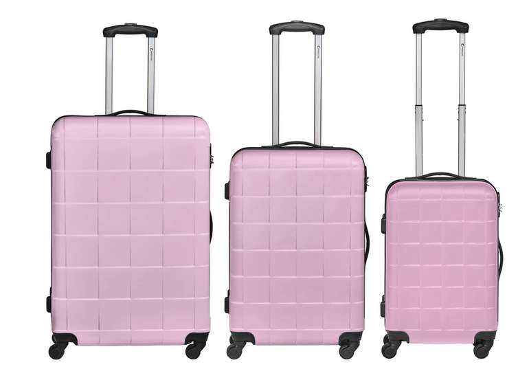 Bannisters New York Koffer Empire Hartschalenkoffer (3er Set, vers. Farben) für 103€ inkl. Versand (statt 146€)