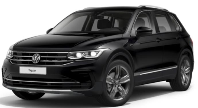 Gewerbeleasing: Volkswagen Tiguan 2.0 TDI mit 150 PS für 195€ netto mtl. (LF: 0,48, Überführung: 890€)