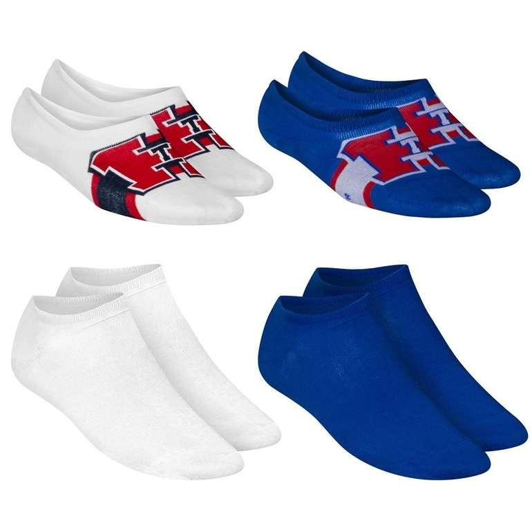 4er Pack Tommy Hilfiger Sneaker Socken für 6,66€ inkl. Versand (statt 16€)