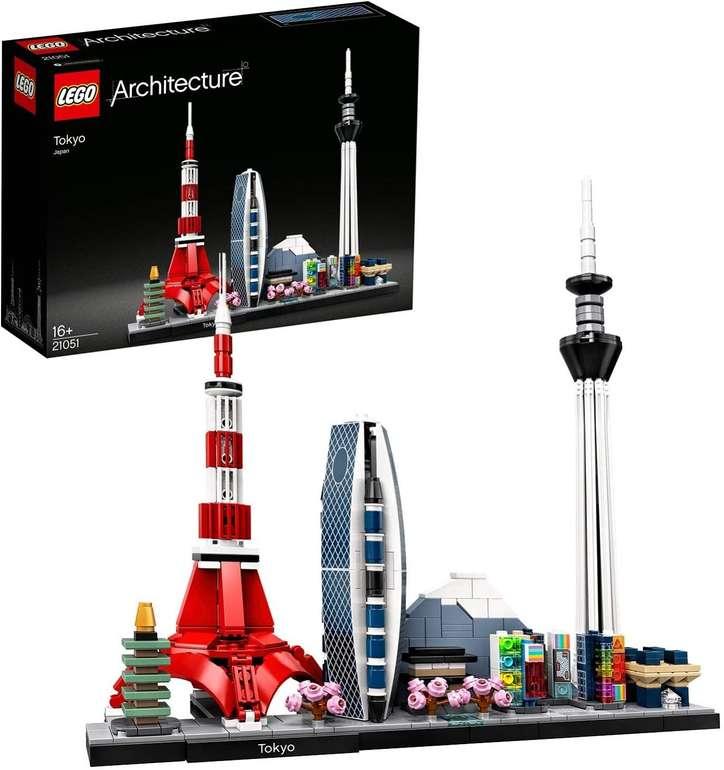 Lego Architecture - Tokyo (21051) für 35,19€ inkl. Prime Versand (statt 44€)