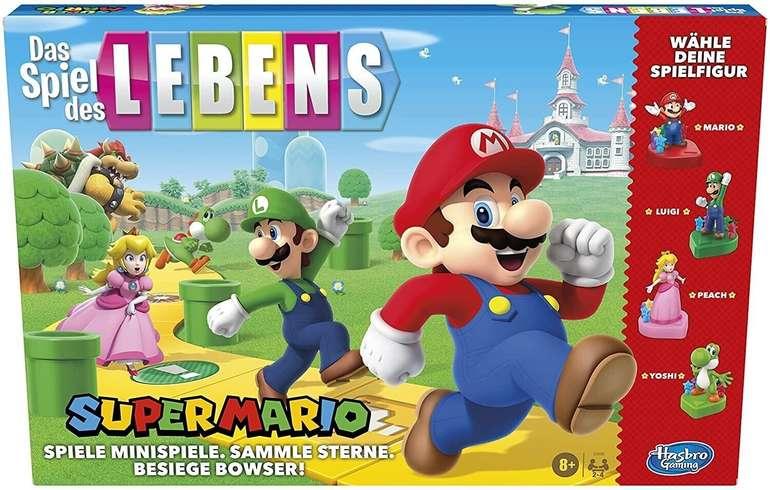 Das Spiel des Lebens - Super Mario (E9488100) für 26,94€ inkl. Versand (statt 32€)