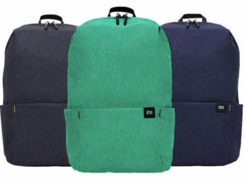 Xiaomi Rucksack mit 10 Liter in verschiedenen Farben für 5,04€inkl. Versand (statt 15€)