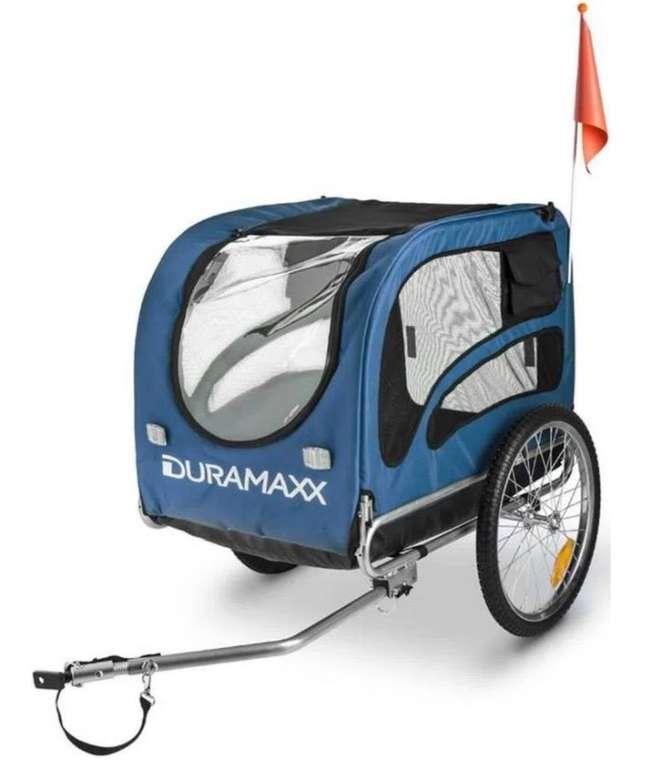 Duramaxx King Rex - Kinder Fahrradanhänger (250 Liter, 40kg, Stahlrohr) für 99,99€ inkl. Versand (statt 119€)