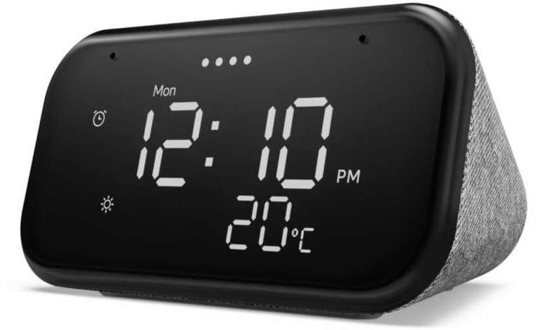 Notebooksbilliger Black Week Deals - z.B. Lenovo Smart Clock Essential für 24,36€ (statt 58,48€)