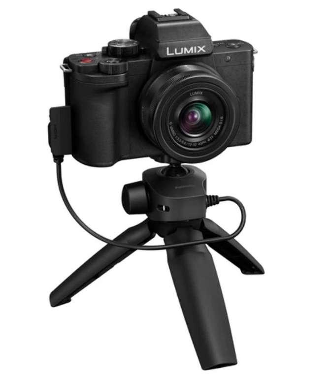Panasonic Lumix DC-G110 Systemkamera mit 12-32 mm Objektiv für 499€ inkl. Versand (statt 600€)