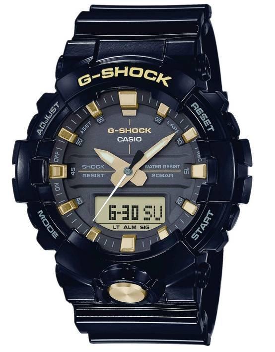 Casio G-Shock GA-810 Herrenuhr für 71,99€ inkl. Versand (statt 97€)
