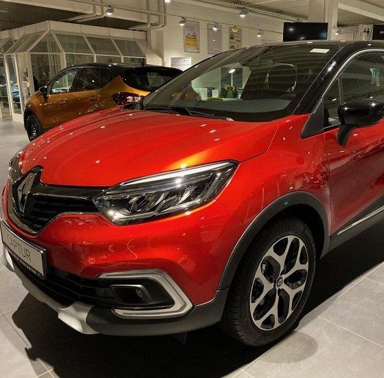 Privat + Gewerbe: Renault Captur Collection TCe mit 130PS für 99€ Brutto mtl. leasen - LF: 0,45