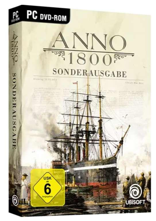 Anno 1800 - Sonderausgabe (PC) für 22,98€inkl. Versand (statt 31€)