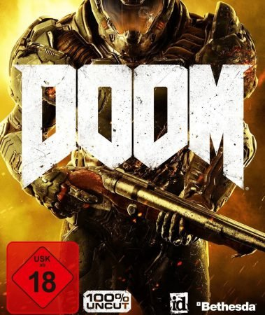 Doom (PC, Download Code) für 3,59€ (statt 6€)