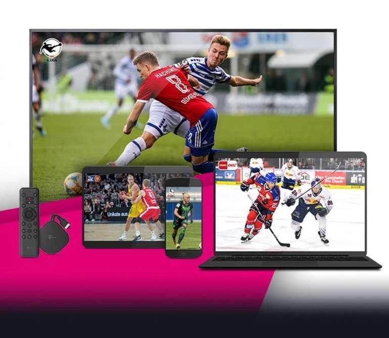 Telekom Bestandskunden: Telekom Magenta Sport satte 12 Monate gratis nutzen!