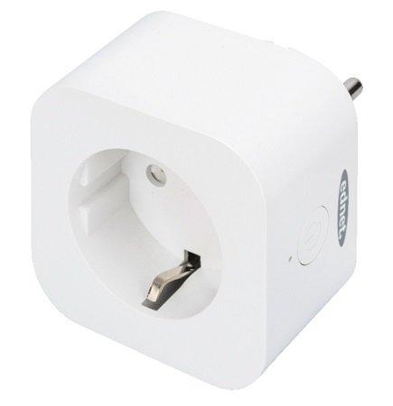 Ednet 84334 smarte WLAN Steckdose für 11€ inkl. VSK (statt 19€)