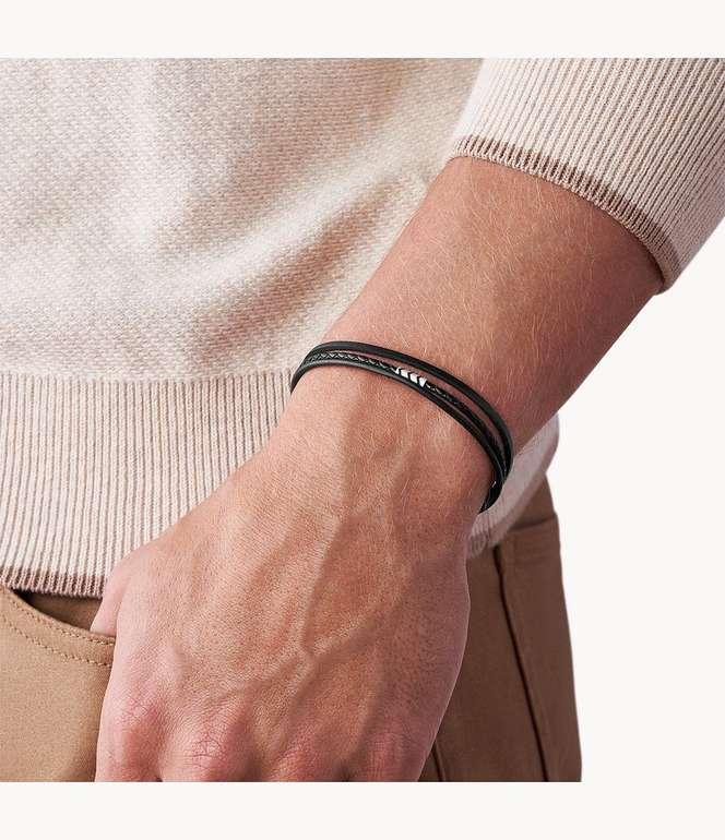 Fossil Sale mit -30% Rabatt auf Uhren & Schmuck - z.B. Armband Vintage Casual für 45,50€ inkl. Versand (statt 52€)