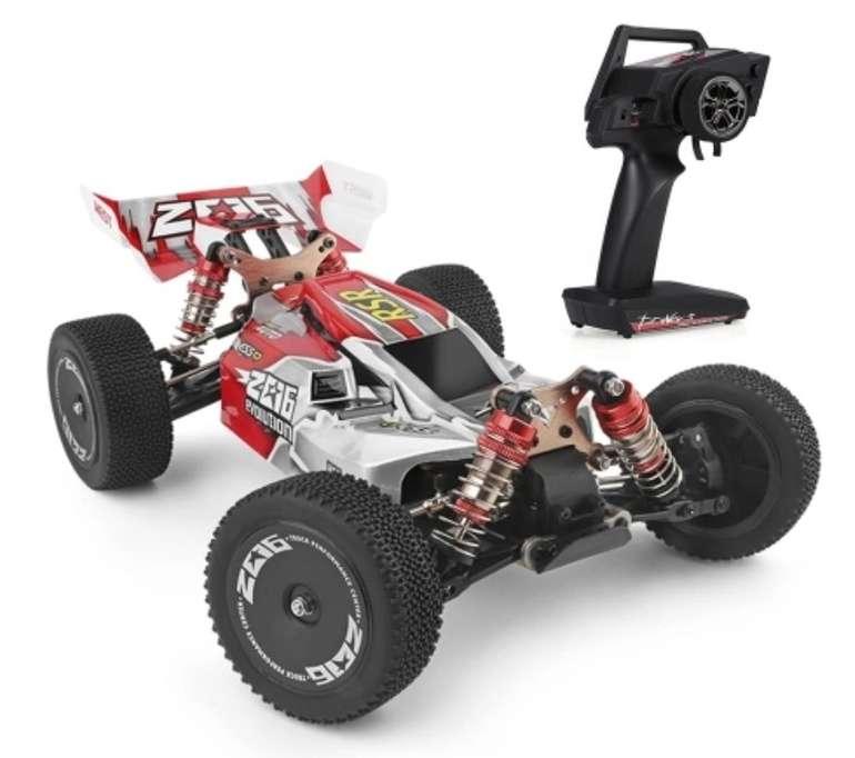 Wltoys XKS 144001 1/14 – 2.4GHz RC Buggy mit Allrad-Antrieb